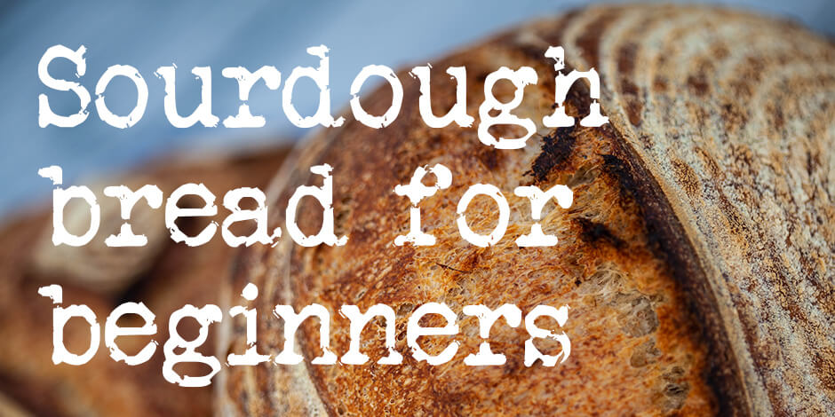 Sourdough bread for beginners