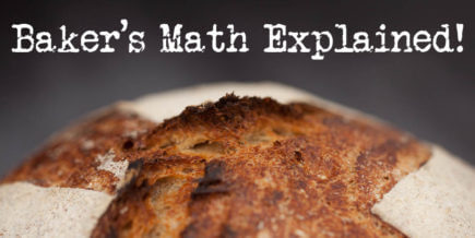 Baker's Math Explained!
