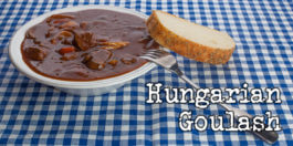 Hungarian Goulash Recipe - The Ultimate Stick to your bones dish