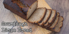 Sourdough Limpa Bread Recipe - Amazingly Simple Swedish Rye Bread